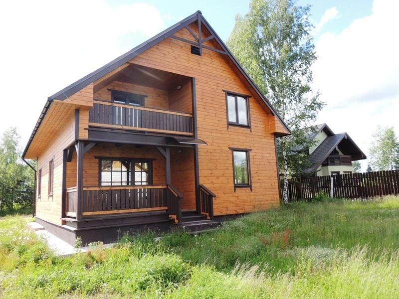 Дом в агалатово снт кордон